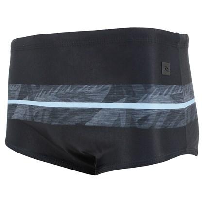 Sunga Rip Curl 10 M Stripe Black Blue