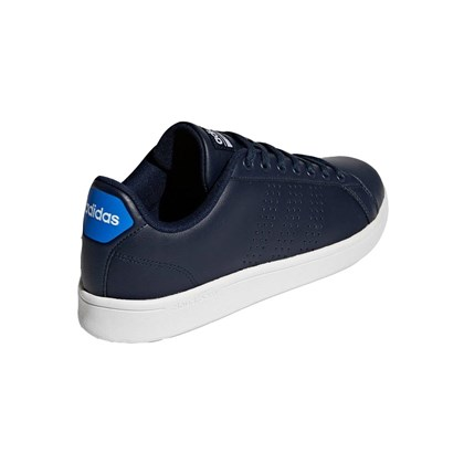 Tênis Adidas CF Advantage Clean Collegiate Navy Blue