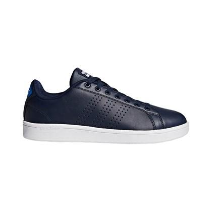 Tênis Adidas CF Advantage Clean Collegiate Navy Blue