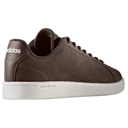 Tênis Adidas CF Advantage Clean Dark Brown
