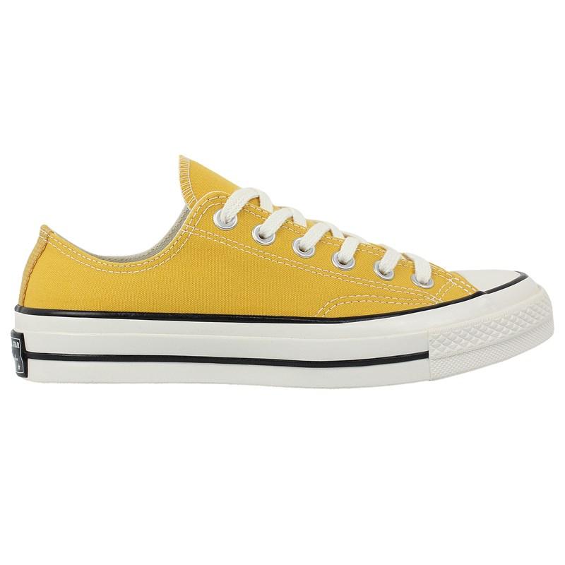 Tênis Converse Chuck 70 Amarelo Ouro Branco Amêndoa