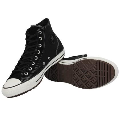Tênis Converse Chuck Taylor All Star Boot Hi Preto