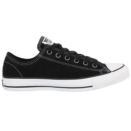 Tênis Converse Chuck Taylor All Star Branco Velho Preto Preto Branco