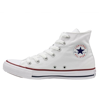 Tênis Converse Chuck Taylor All Star Core Hi Branco