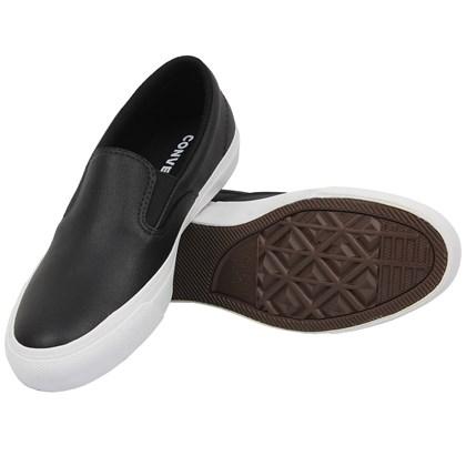 Tênis Converse Chuck Taylor All Star Core Slip Preto Branco