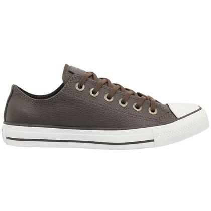 Tênis Converse Chuck Taylor All Star European Chocolate Bege