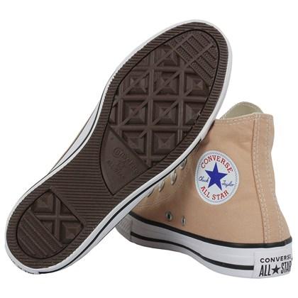 Tênis Converse Chuck Taylor All Star Hi Creme