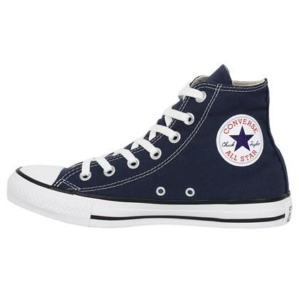 Tênis Converse Chuck Taylor All Star Hi Marinho Cru Preto