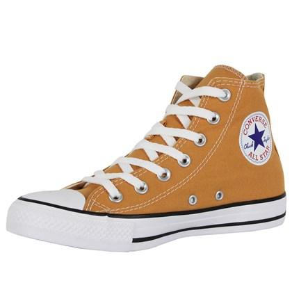 Tênis Converse Chuck Taylor All Star Hi Mostarda