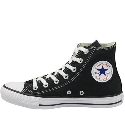 Tênis Converse Chuck Taylor All Star Hi Preto