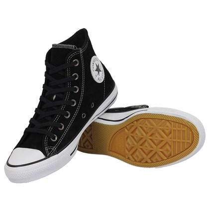 dc6d94b45d7842 Tênis Converse Chuck Taylor All Star Boot Hi Preto - Surf Alive