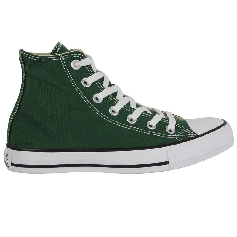 Tênis Converse Chuck Taylor All Star Hi Verde Floresta