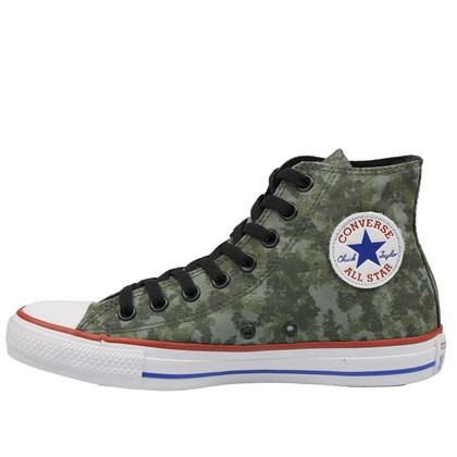 Tênis Converse Chuck Taylor All Star Hi Verde Musgo