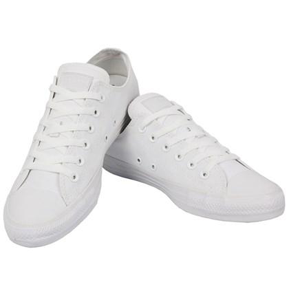 Tênis Converse Chuck Taylor All Star Monochrome Branco