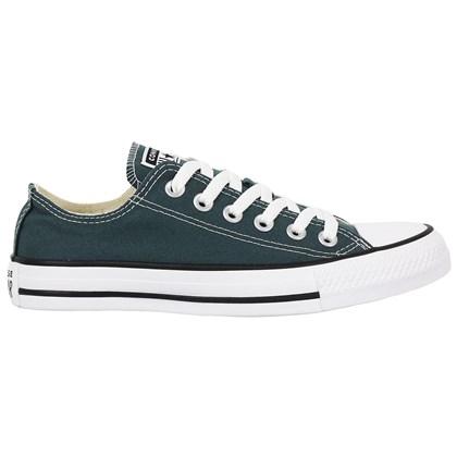 Tênis Converse Chuck Taylor All Star Verde Escuro Preto Branco