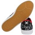 Tênis Converse Flip Star SKT Preto Vermelho Branco