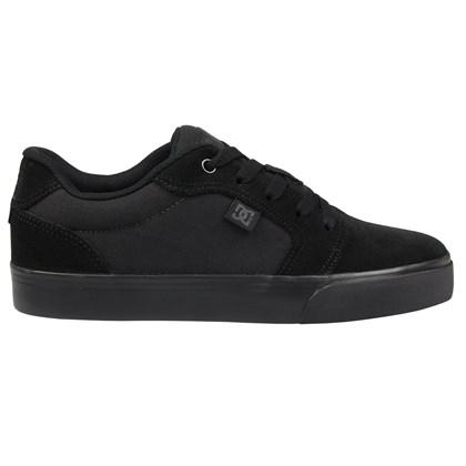 Tênis DC Shoes Anvil 2 LA Black Black ... 30f4286ae78