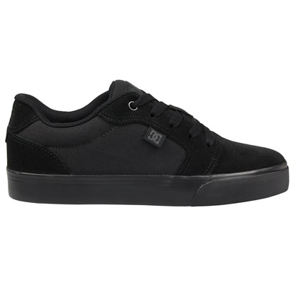 Tênis DC Shoes Anvil 2 LA Black Black
