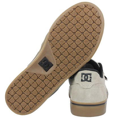 TÊNIS DC SHOES ANVIL GREY GUM