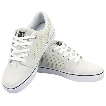 Tênis DC Shoes Anvil LA SE White White Black