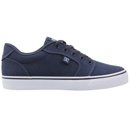 Tênis DC Shoes Anvil TX LA Blue Black Special Edition Surf Alive
