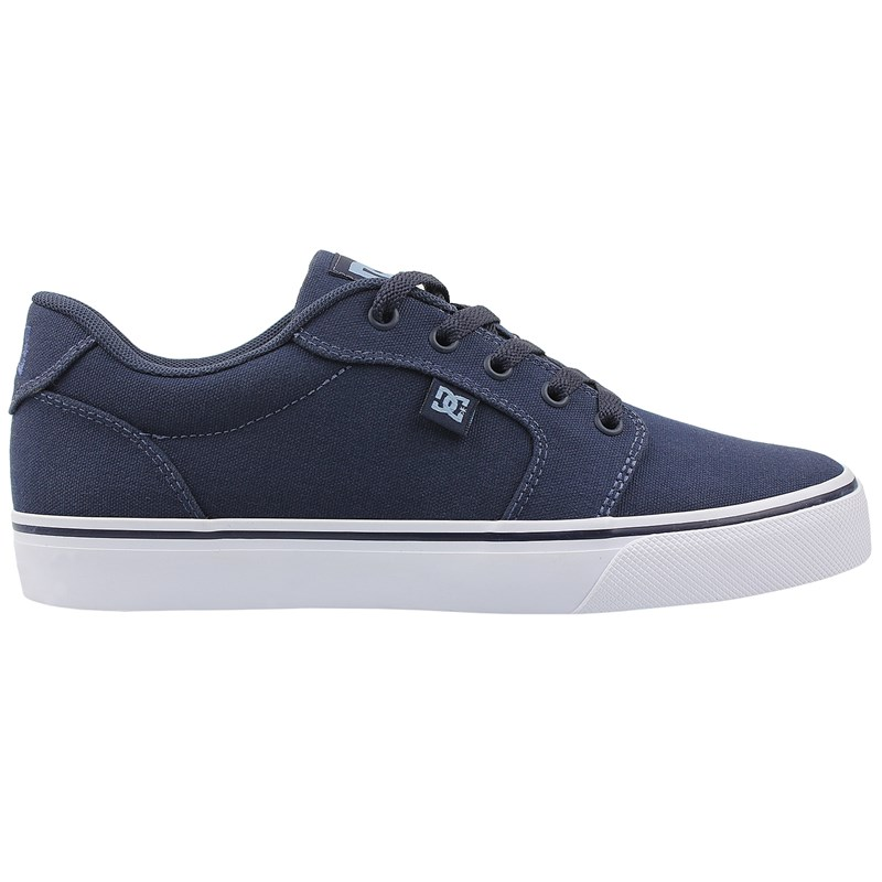 Tênis DC Shoes Anvil TX LA Blue Black Special Edition Surf Alive