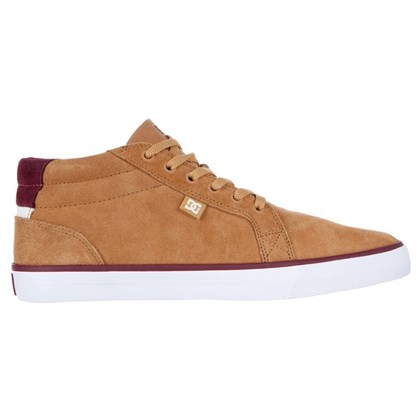 TÊNIS DC SHOES COUNCIL MID TAN