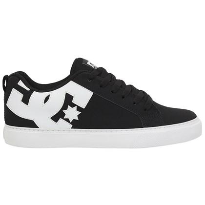 Tênis DC Shoes Court Graffik Black