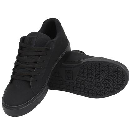Tênis DC Shoes Court Graffik Black Black
