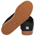 Tênis DC Shoes Crisis LA Black White Gum