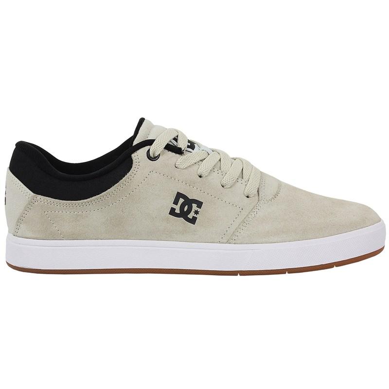 Tênis DC Shoes Crisis LA Off White