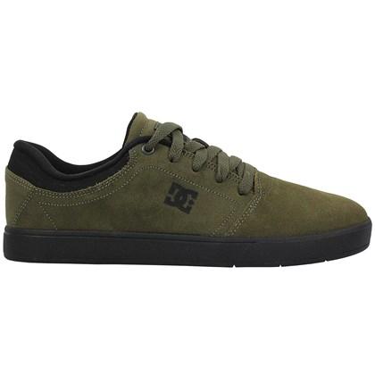 Tênis DC Shoes Crisis LA Olive