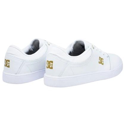 8903cd0781 ... Tênis DC Shoes Crisis Leather LA White