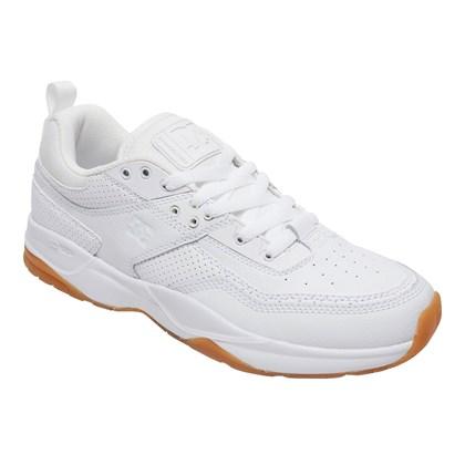 Tênis DC Shoes E. Tribeka White Gum