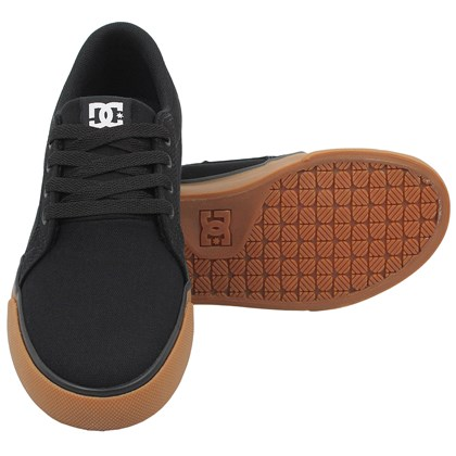 Tênis DC Shoes Episo Black Gum