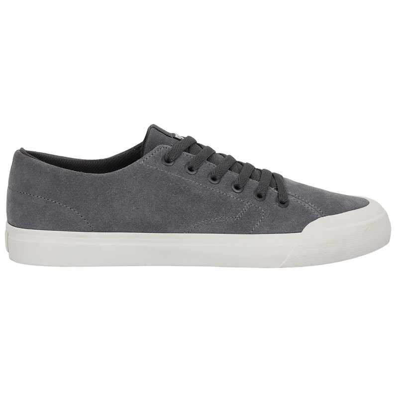 Tênis DC Shoes Evan Lo Zero Grey