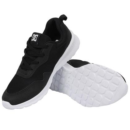 Tênis DC Shoes Hartferd Black White Tênis DC Shoes Hartferd Black White 405143d845017