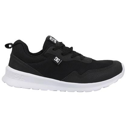Tênis DC Shoes Hartferd Black White