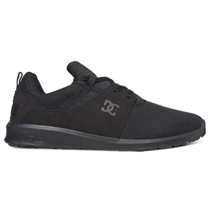 Tênis DC Shoes Heathrow Black Black