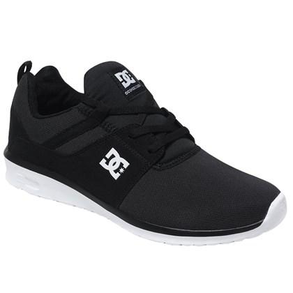 Tênis DC Shoes Heathrow Black White