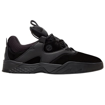 Tênis DC Shoes Kalis Black Black Black
