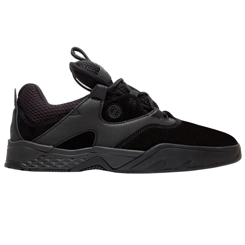 Tênis DC Shoes Kalis Black Black Black