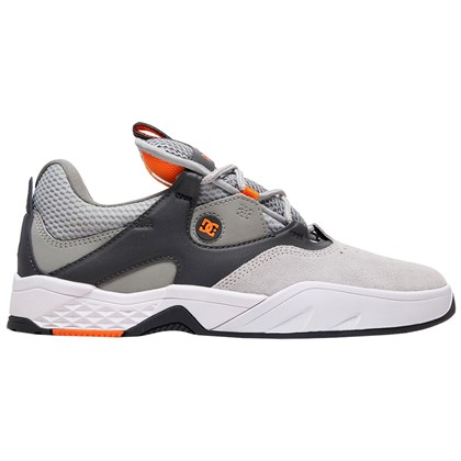 Tênis DC Shoes Kalis Grey Orange