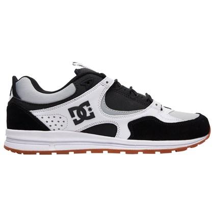 a4206f7b9e0 Tênis DC Shoes Kalis Lite Black Grey White ...