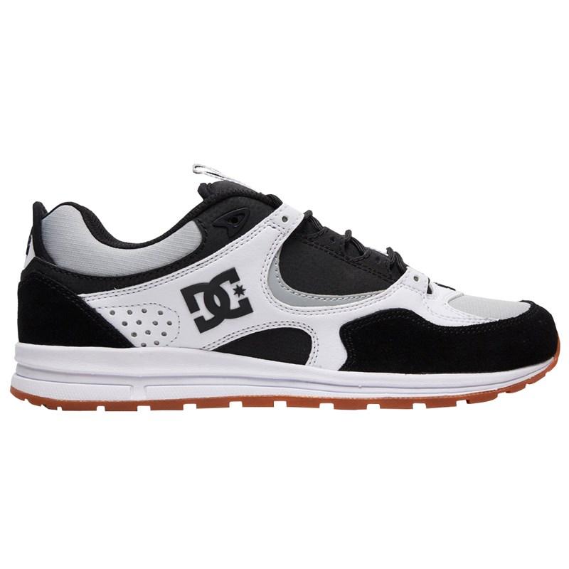 Tênis DC Shoes Kalis Lite Black Grey White