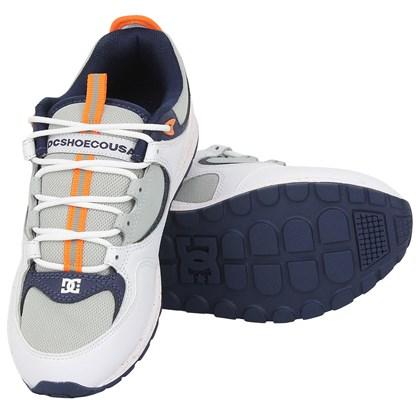 Tênis DC Shoes Kalis Lite Grey White
