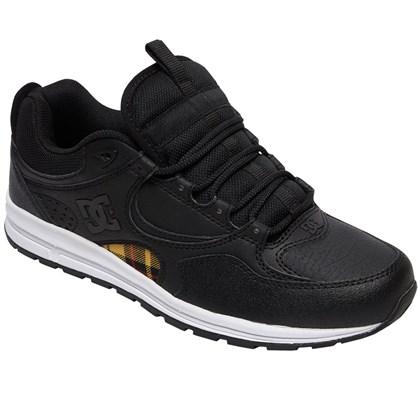 Tênis DC Shoes Kalis Lite SE Black Plaid