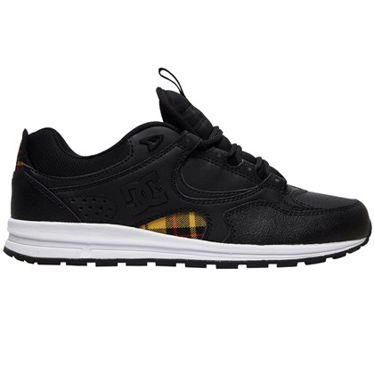 Tênis DC Shoes Kalis Lite SE Black Plaid