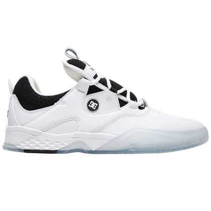 Tênis DC Shoes Kalis S Manolo White