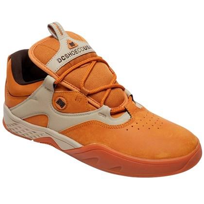 Tênis DC Shoes Kalis S SE Brown Dark Chocolate